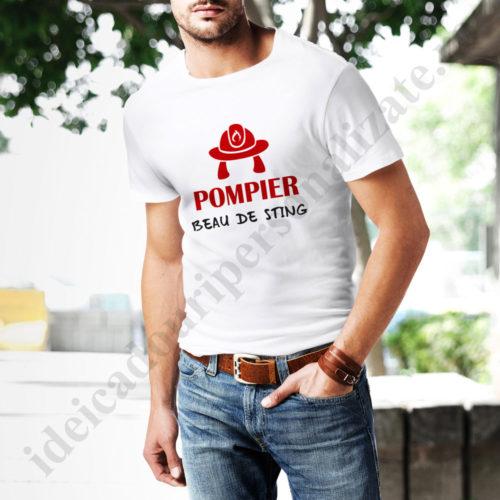 tricou personalizat pompier, tricouri personalizate betivi