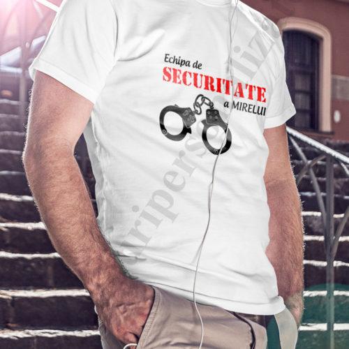 tricouri personalizate echipa de securitate, tricouri personalizate pentru burlaci