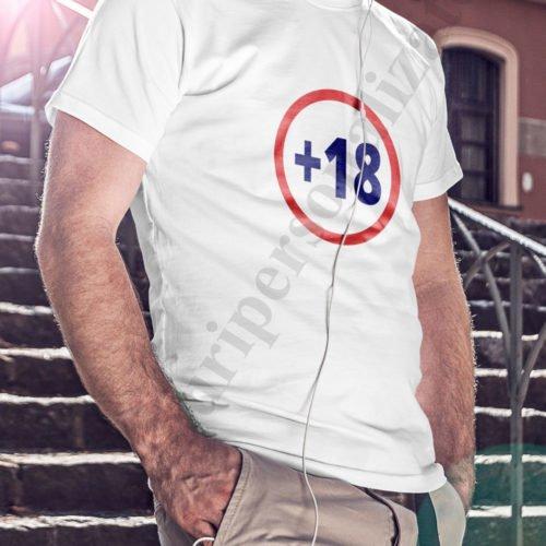 tricou interzis sub 18 ani barbat