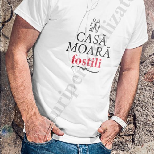 Tricou cu mesaj pentru fostele, tricouri cu mesaje amuzante, idei cadouri personalizate