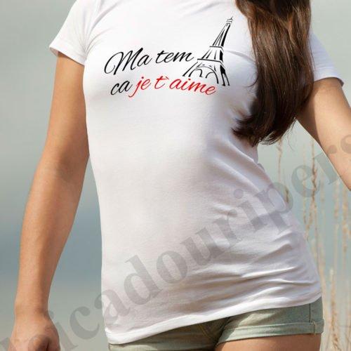 Tricou cu mesaj pentru indragostiti, tricouri cu mesaje pentru cupluri, idei cadouri personalizate
