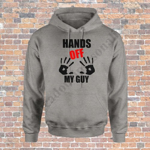 Hanorac barbati Hands Off, Hanorac dama Hands Off, Hanorace cupluri, hanorace barbati, hanorace dama, idei cadouri personalizate