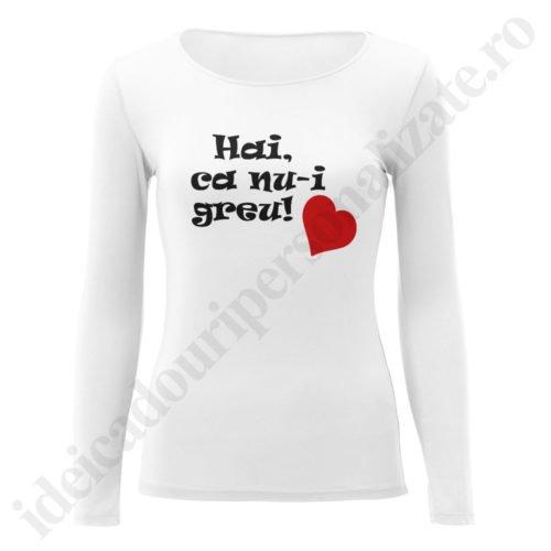 Bluza barbati Te iu, Bluza dama Hai ca, bluze, bluze cupluri, bluze barbati, bluze dama, idei cadouri personalizate