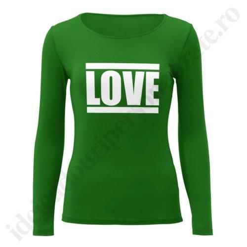 Bluza barbati One, Bluza dama Love, bluze, bluze cupluri, bluze barbati, bluze dama, idei cadouri personalizate