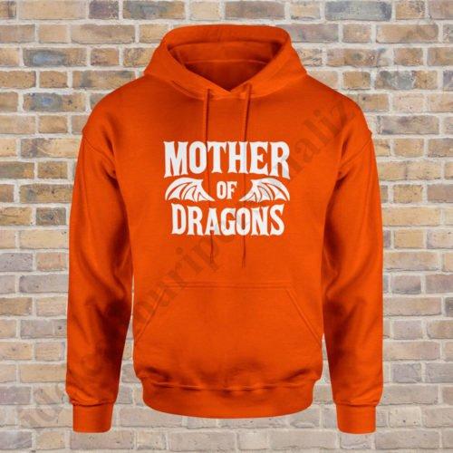 Hanorac Mother Dragons, hanorace mamici, hanorace dame, idei cadouri personalizate