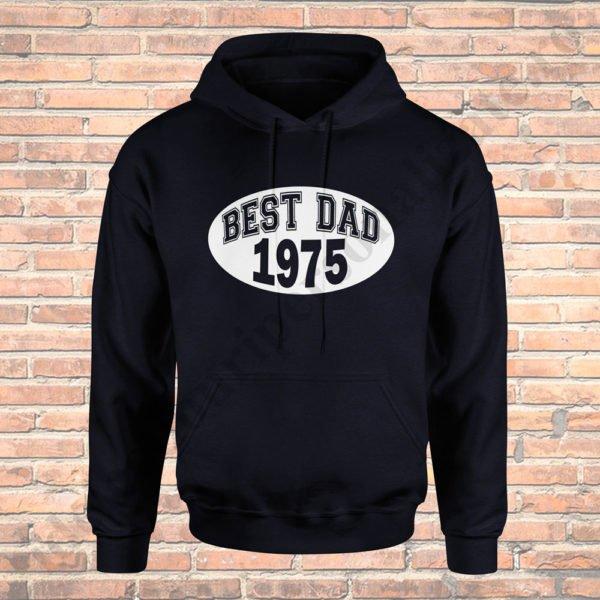Hanorac Best Dad, hanorace tatici, hanorace barbati, idei cadouri personalizate