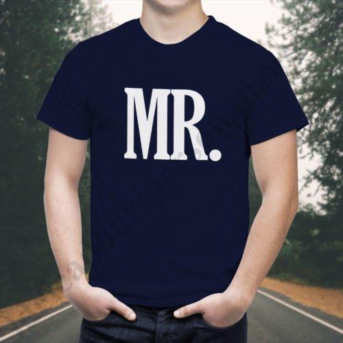 Tricou barbati MR, tricouri cupluri, tricouri barbati, idei cadouri personalizate