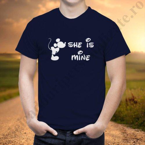 Tricou barbati Mickey, tricouri cupluri, tricouri barbati, idei cadouri personalizate