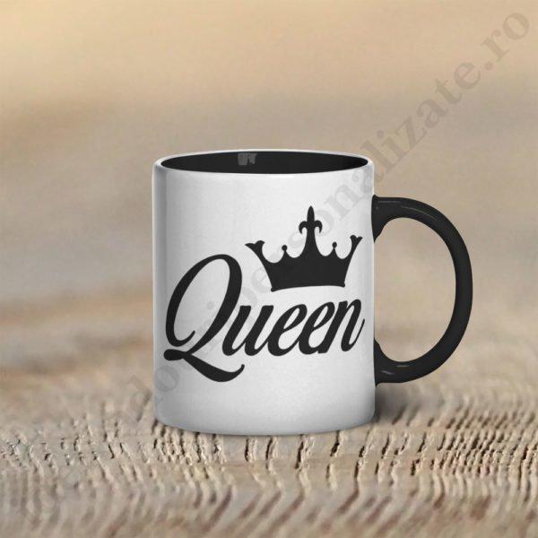 Cana Queen, cani cupluri, cani personalizate pentru cupluri, idei cadouri personalizate