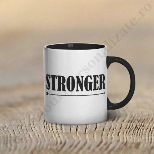 Cana Stronger, cani cupluri, cani personalizate pentru cupluri, idei cadouri personalizate