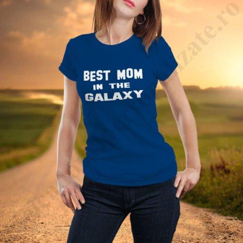 Tricou Best Mom, tricouri viitori parinti, idei cadouri personalizate