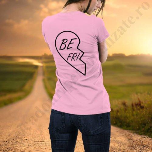 Tricou Fri, tricouri BFF, idei cadouri personalizate