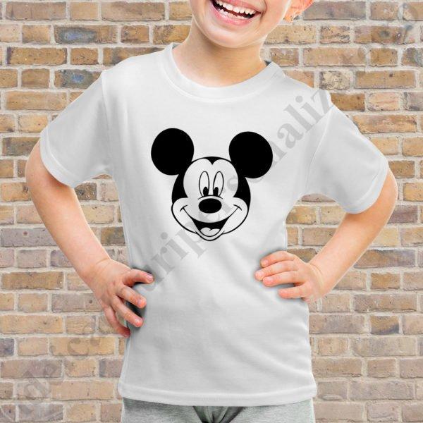 Tricou fetita cu Mickey, tricouri familie, idei cadouri personalizate