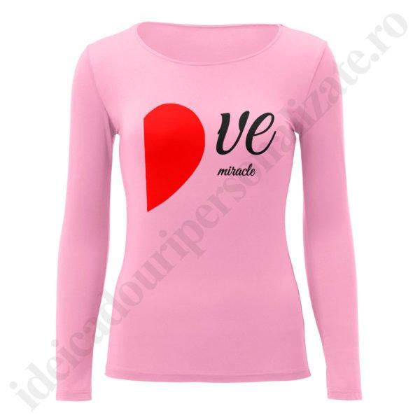 Bluza barbati Let Love, Bluza dama Let Love, bluze, bluze cupluri, bluze barbati, bluze dama, idei cadouri personalizate