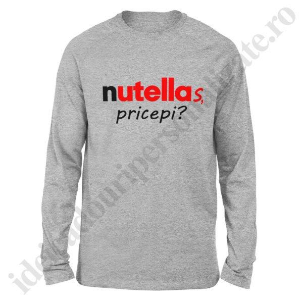 Bluza barbati Nutellas, Bluza dama Nutellas, bluze, bluze cupluri, bluze barbati, bluze dama, idei cadouri personalizate
