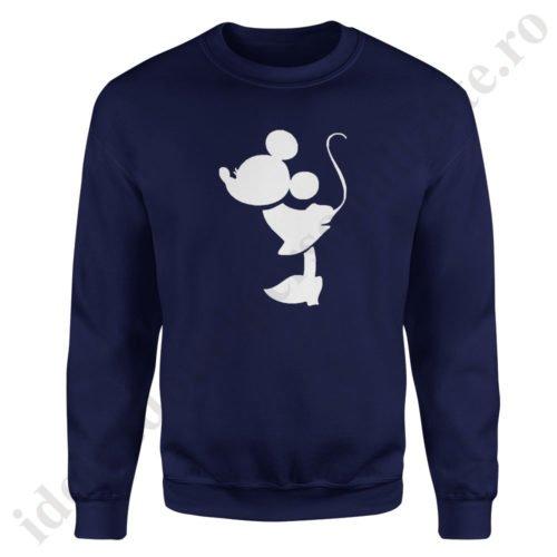 Pulover dama cu Minnie, pulovere cupluri, sweatshirt dame, idei cadouri personalizate