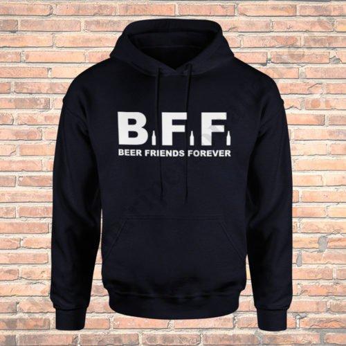 Hanorac Beer Friends, haorace BFF, idei cadouri personalizate