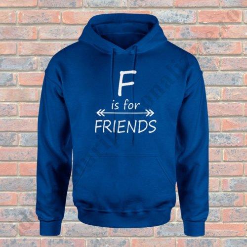 Hanorac For Friends, haorace BFF, idei cadouri personalizate