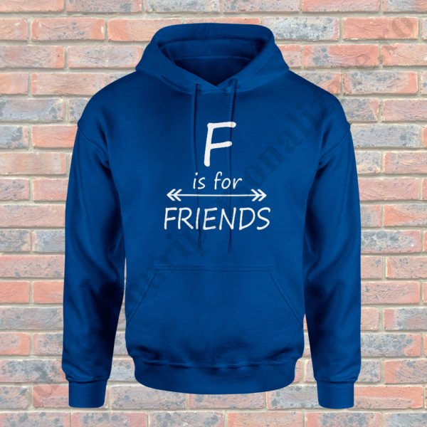Hanorac For Friends, haorace BFF, idei cadouri personalizate