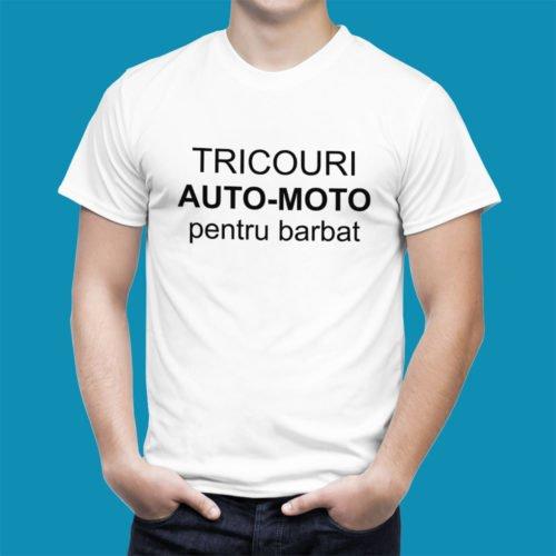 Tricouri Auto-Moto Barbat