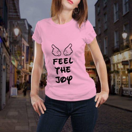 Tricou cupluri Feel, tricouri cupluri, idei cadouri personalizate
