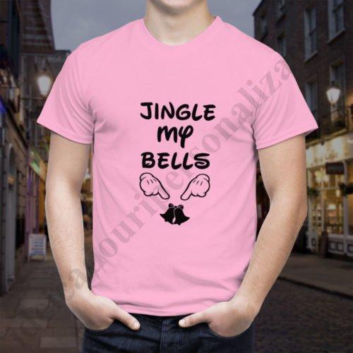 Tricou cupluri Jingle, tricouri cupluri, idei cadouri personalizate
