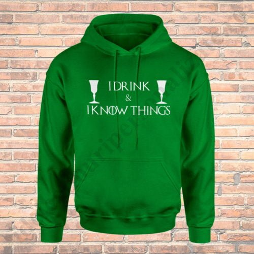 Hanorac Got I Drink, hanorace game of thrones, idei cadouri personalizate