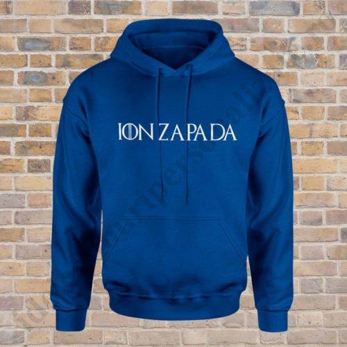 Hanorac Ion Zapada, hanorace game of thrones, idei cadouri personalizate