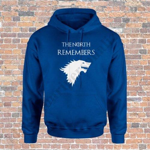 Hanorac The North Remembers, hanorace game of thrones, idei cadouri personalizate