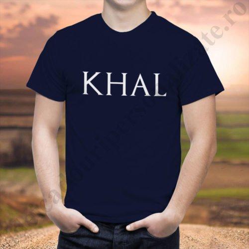 Tricou cupluri Khal, tricouri cupluri, idei cadouri personalizate