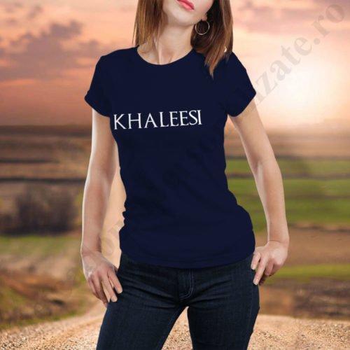 Tricou cupluri Khaleesi, tricouri cupluri, idei cadouri personalizate